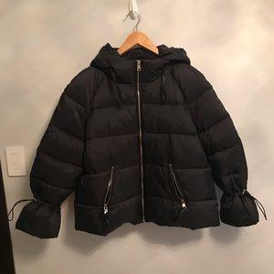 Zara jacket size xxl color black